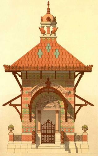 Архитектурные проекты Барановского
